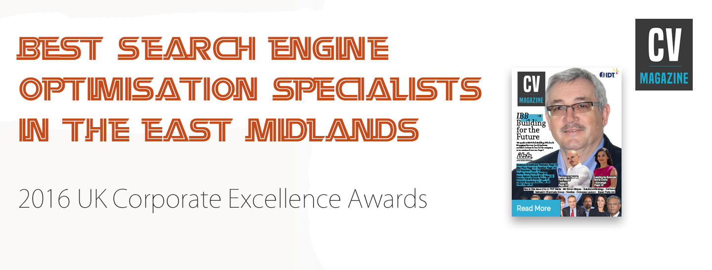 Best Search Engine Optimisation Specialists in the East Midlands